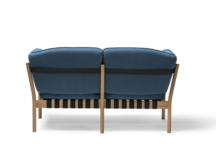 Dowel Two Seater Lounge