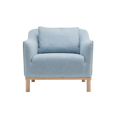 Helm 1 Seater Sofa