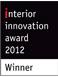 Interior Inovation Award 2012 Winner