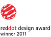 Reddot Desgin Award Winner 2011